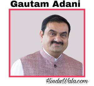 Gautam adani image